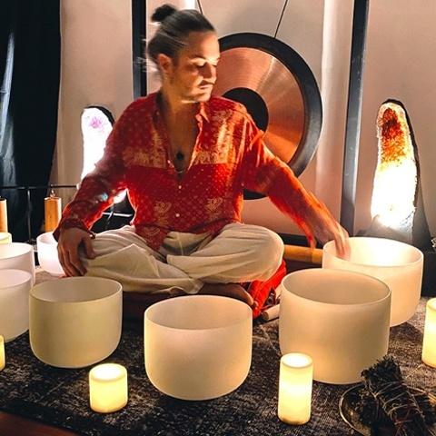 Ses Banyosu ve Meditasyon